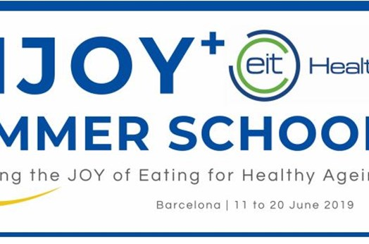 INJOY SUMMER SCHOOL 2019 – INnovating the JOY of Eating for Healthy Ageing